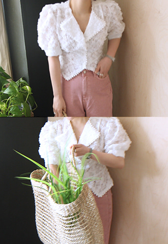 Rose Blouse jacket