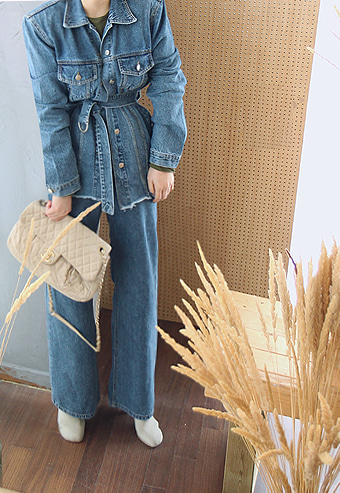 denim Safari _ Jacket